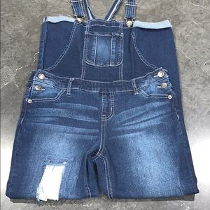 Justice Overalls 16